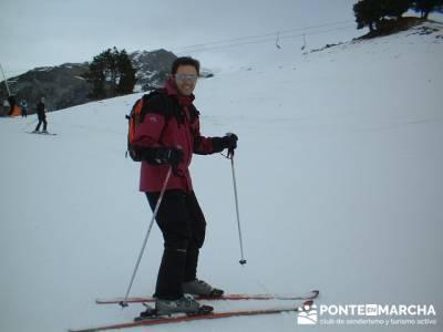 squí Baqueira - Aprende a esquiar; viajes diciembre; viajes en diciembre